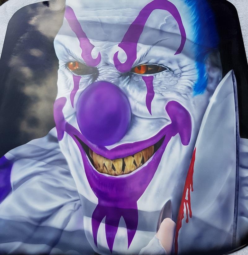 Killer Clown Artwork