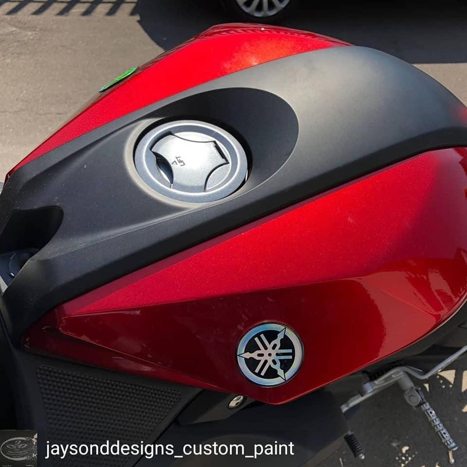 Yamaha R1 Artwork
