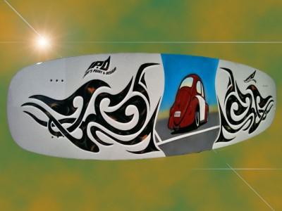Kite Board Design
