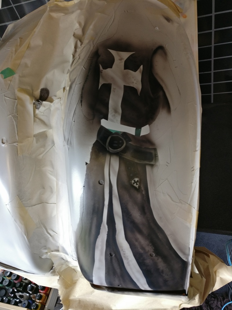 Templar Scooter